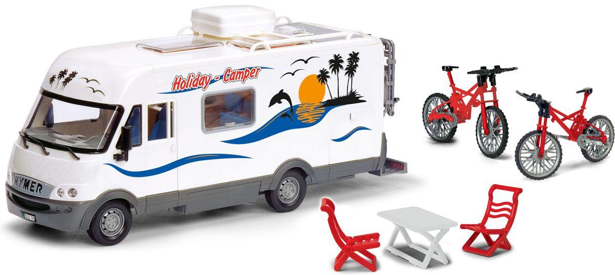 Dickie Toys Трейлер Дом на колесах