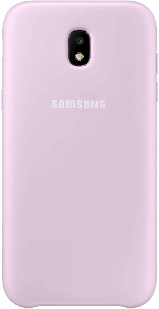 Samsung Dual Layer Cover чехол для Galaxy J3 (2017), Pink