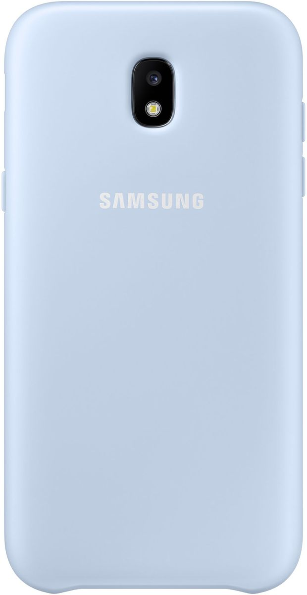 Samsung Dual Layer Cover чехол для Galaxy J3 (2017), Blue