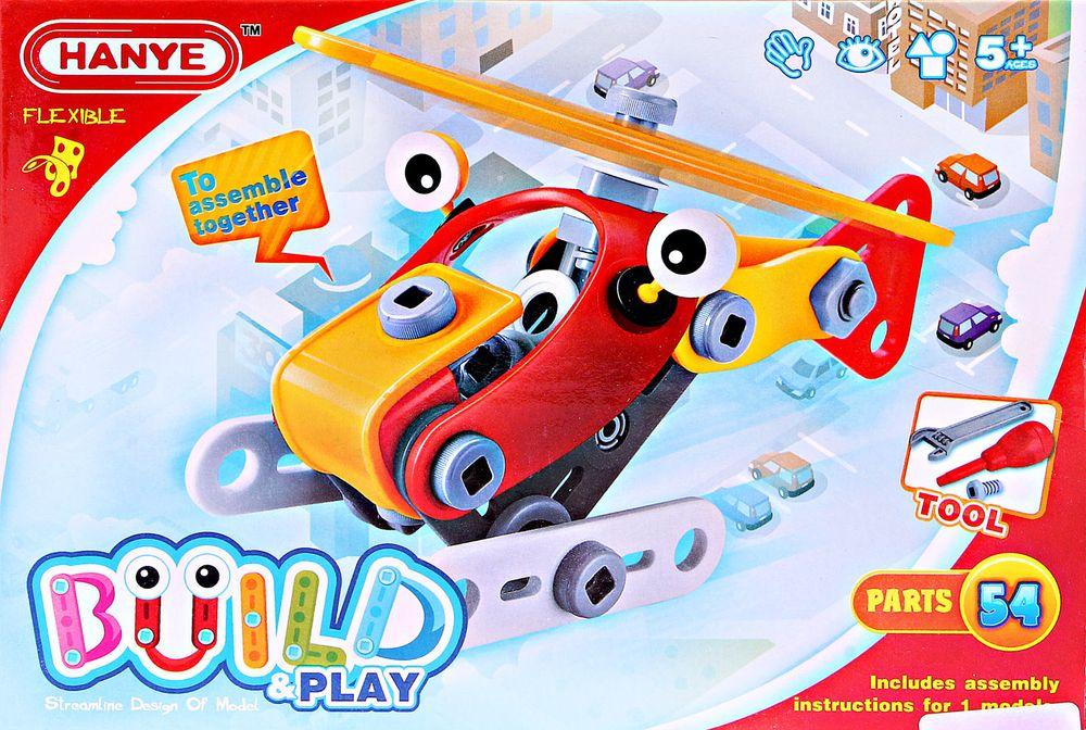 ToyToys Конструктор Вертолет TOTO-015