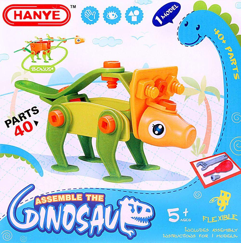 ToyToys Конструктор Динозавр TOTO-031
