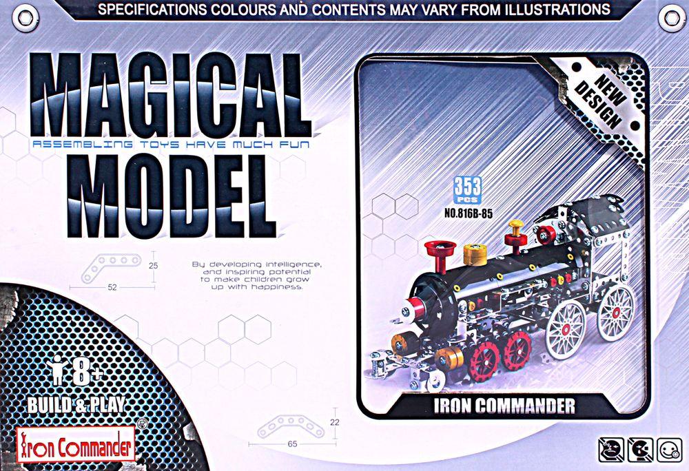 ToyToys Конструктор Поезд
