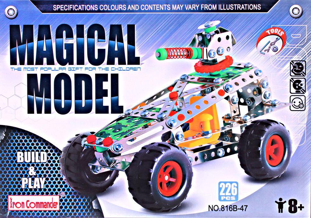 ToyToys Конструктор Артиллерия toytoys магнитный конструктор toto 011