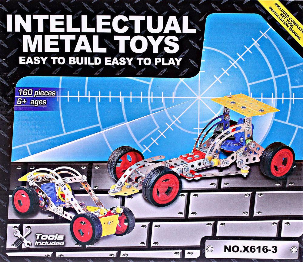 ToyToys Конструктор Гоночные машины TOTO-074 toytoys конструктор гоночные машины toto 078