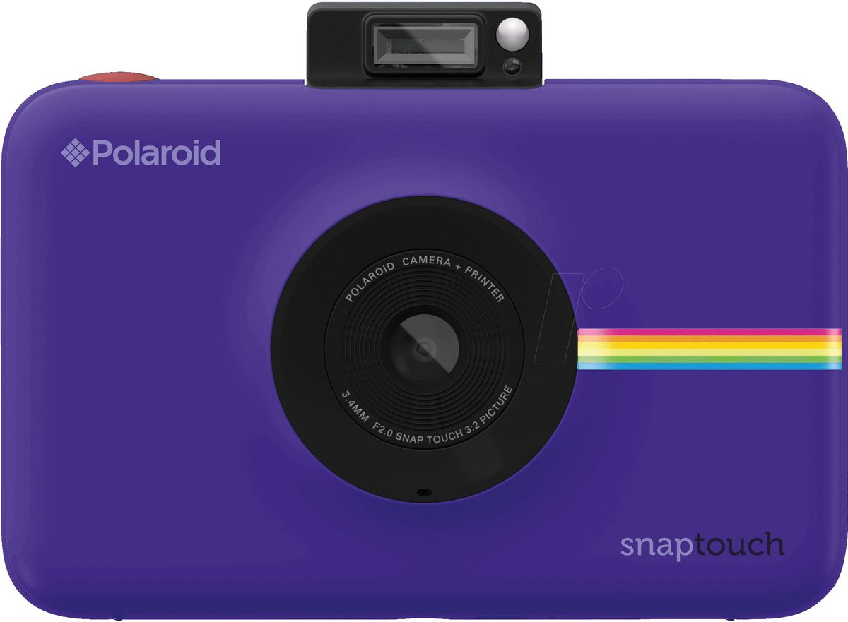 Polaroid Snap Touch, Purple моментальная фотокамера
