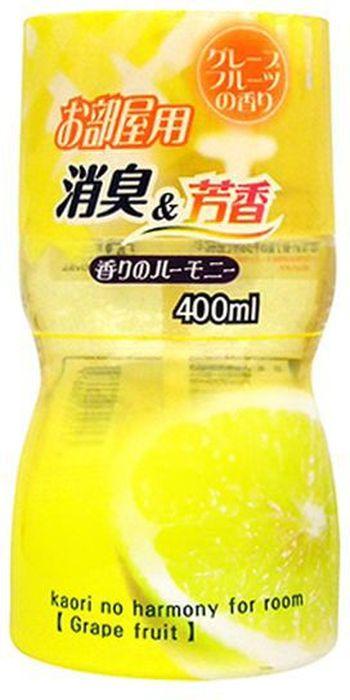 Освежитель воздуха Can Do, жидкий, для помещений, с ароматом грейпфрута, 400 мл4521006066679