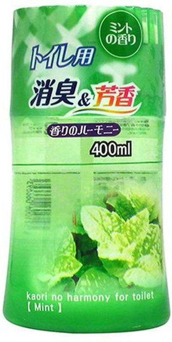 Освежитель воздуха Can Do, жидкий, для туалета, с ароматом мяты, 400 мл4521006066693