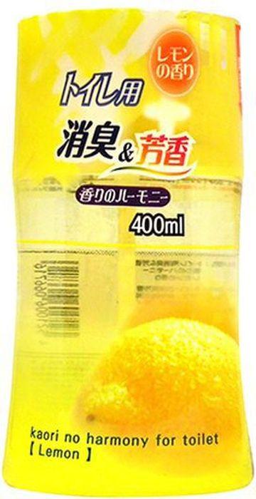 Освежитель воздуха Can Do, жидкий, для туалета, с ароматом лимона, 400 мл4521006066716