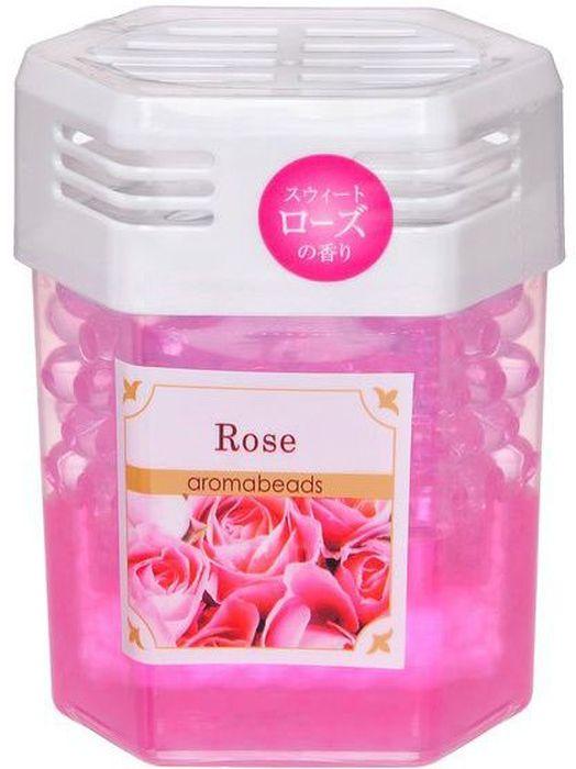 Освежитель воздуха Can Do, капсулы-шарики, с ароматом розы, 200 г4521006464260