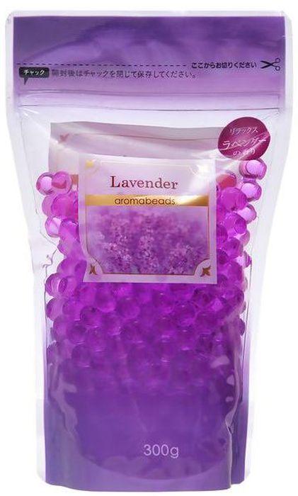 Освежитель воздуха Can Do, капсулы-шарики, с ароматом лаванды, сменная упаковка, 300 г4521006464321