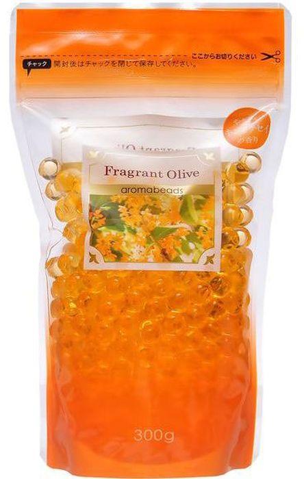 Освежитель воздуха Can Do, капсулы-шарики, с ароматом оливы, сменная упаковка, 300 г4521006464345