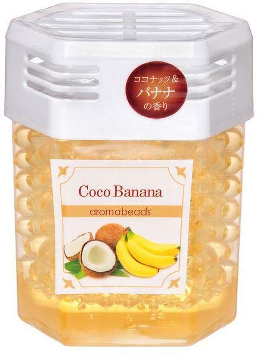Освежитель воздуха Can Do, капсулы-шарики, с кокосово-банановым ароматом, 200 г4521006464420