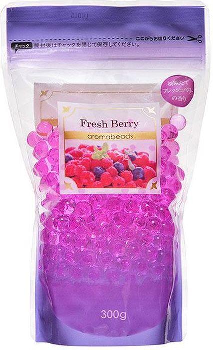 Освежитель воздуха Can Do, капсулы-шарики, с ароматом свежих ягод, сменная упаковка, 300 г4521006464468