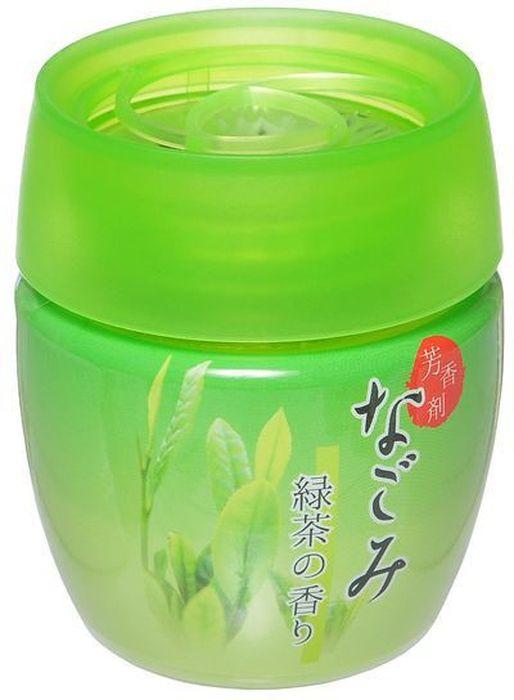 Освежитель воздуха Can Do Зеленый чай, гелевый, 120 г4521006486545Нейтрализует неприятные запахи, ароматизирует воздух в помещении. Устраняет запахи табака, домашних животных, приготовленной пищи, прочие запахи и наполняет воздух прекрасным ароматом. Ароматизирующий эффект сохраняется до полного испарения геля.Применение: снимите крышку с контейнера, удалите защитную пленку и закройте крышкой, установите на ровную горизонтальную поверхность.