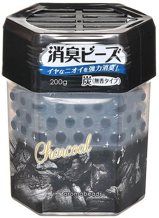 Освежитель воздуха Can Do Aromabeads, на основе угля, 200 г4521006487368