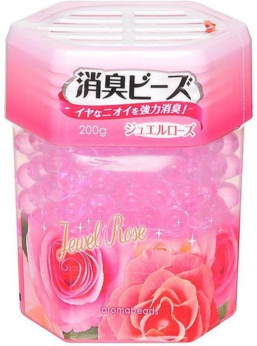 Освежитель воздуха Can Do Aromabeads. Драгоценная роза, 200 г4521006487443
