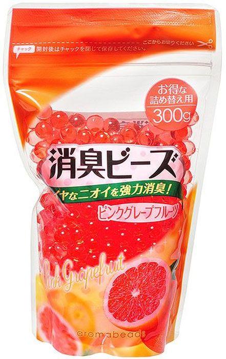 Освежитель воздуха Can Do Aromabeads. Розовый грейпфрут, сменная упаковка, 300 г4521006487511