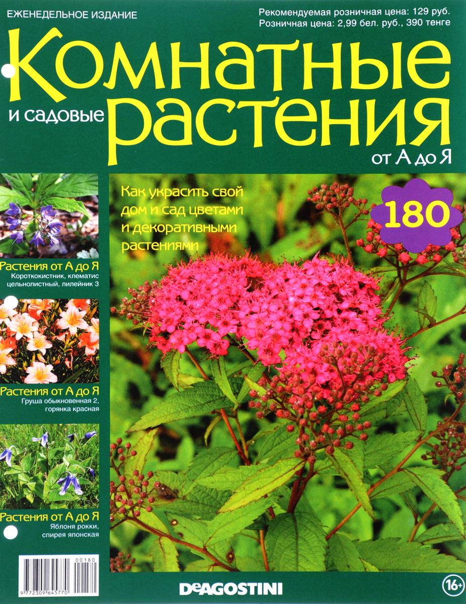 Журнал Комнатные и садовые растения. От А до Я №180 лесоповал я куплю тебе дом lp