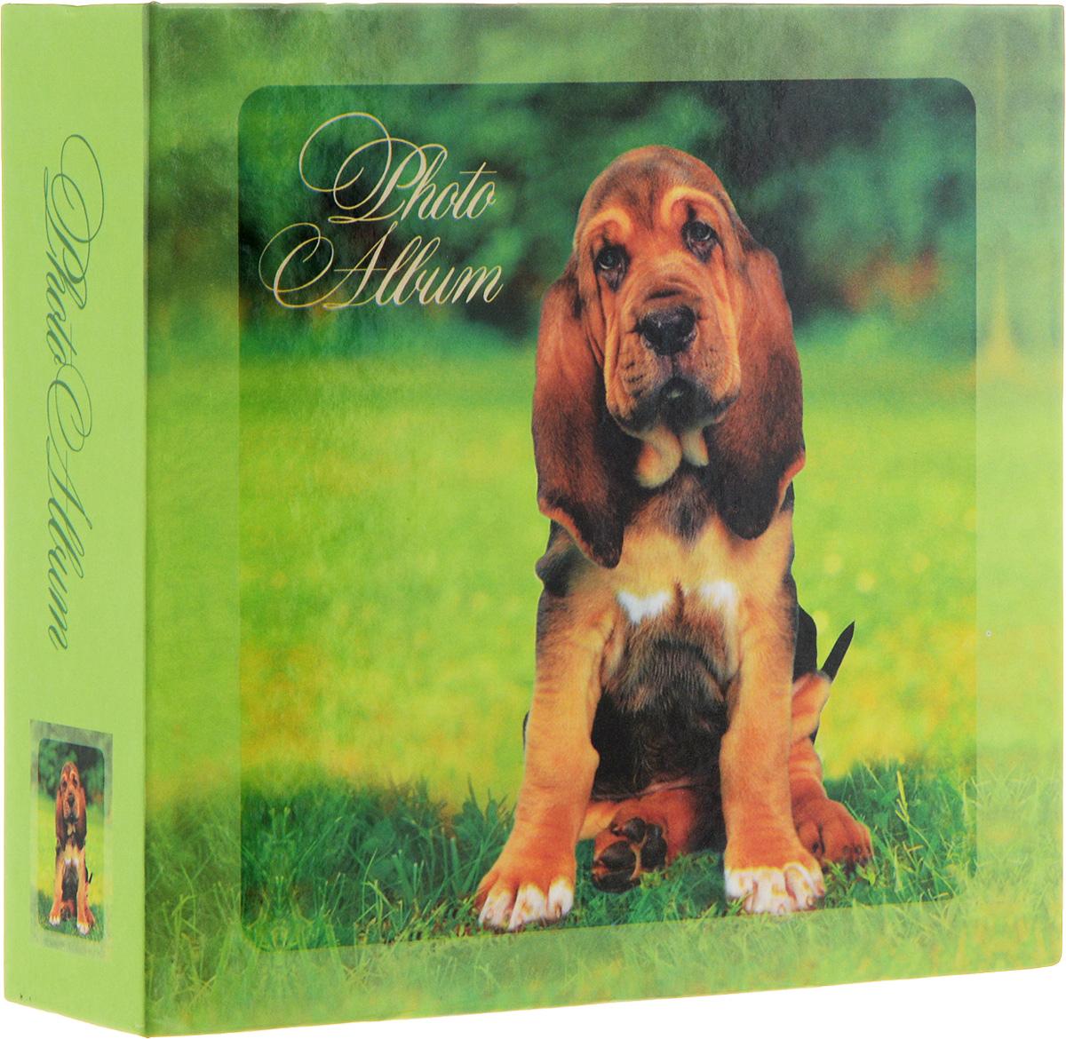 Фотоальбом Pioneer Dogs, 100 фотографий, 10 см х 15 см25571 LM-4R100CPPMФотоальбом Pioneer Dogs поможет красиво оформить ваши фотографии. Обложка, выполненная из толстого картона, оформлена ярким изображением собаки. Внутри содержится блок из 50 белых листов с фиксаторами-окошками из полипропилена. Альбом рассчитан на 100 фотографий формата 10 см х 15 см (по 1 фотографии на странице). Переплет - книжный. Нам всегда так приятно вспоминать о самых счастливых моментах жизни, запечатленных на фотографиях. Поэтому фотоальбом является универсальным подарком к любому празднику.Количество листов: 50.