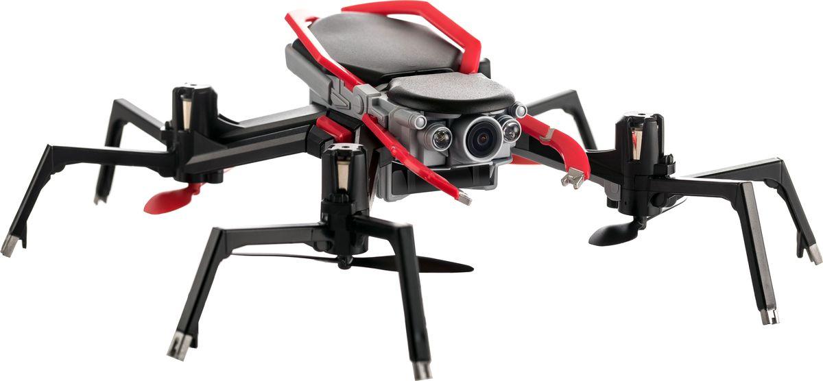 Sky ViperКвадрокоптер на радиоуправлении Дрон Человек-паук c видеотрансляцией