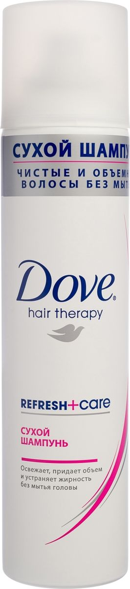 Dove Hair Therapy сухой шампунь Refresh Care, 250 мл мыло dove men plus care