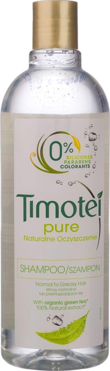 Timotei шампунь для женщин Мягкий уход, 400 мл манекен с натуральными волосами