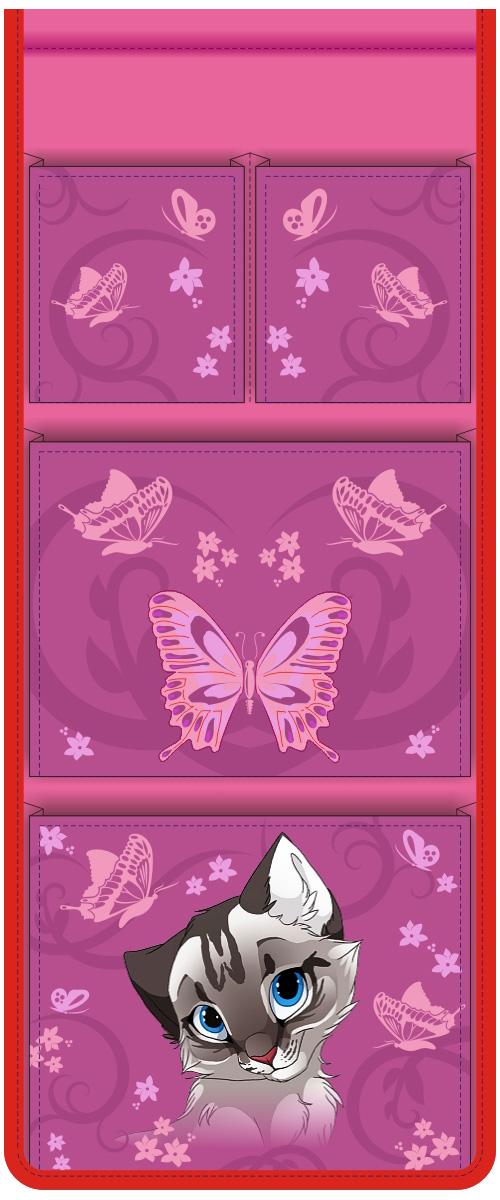 Моё Органайзер в шкаф детский Сиамская кошкаА199Кармашек в шкафчик для детского сада идеально подходит для хранения расчесок и заколок, салфеток и платочков, футболок и сменной обуви. Изготовлен из плотного прочного легкомоющегося синтетического материала Оксфорд. Стирается при 30 градусах без отжима любым моющим средством. Размер кармашка подходит для большинства моделей шкафчиков. В верхней части кармашка вставлена пластиковая трубка, через которую пропущен шнур. Для крепления кармашка нужно вкрутить саморез или наклеить самоклеющийся крючок (в комплект не входят) и подвесить кармашек за шнурок.Размер: 25 х 60 см.