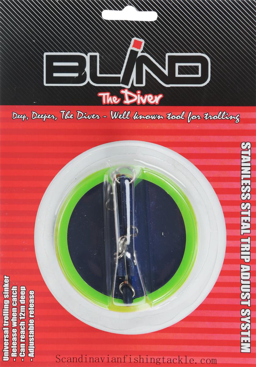 Заглубитель Blind Diver, 87 мм. BLD-12008BLD-12008Заглубитель Blind Diver, 87 мм - приспособление, которое за счет своей особенной конструкции способно внести изменения в игре приманки. Предназначен прибор для заглубления троллинговых приманок без применения грузов отягощения. Также заглубитель способствует отклонению приманки в сторону. Уважаемые клиенты! Обращаем ваше внимание на цветовой ассортимент товара. Поставка осуществляется в зависимости от наличия на складе.