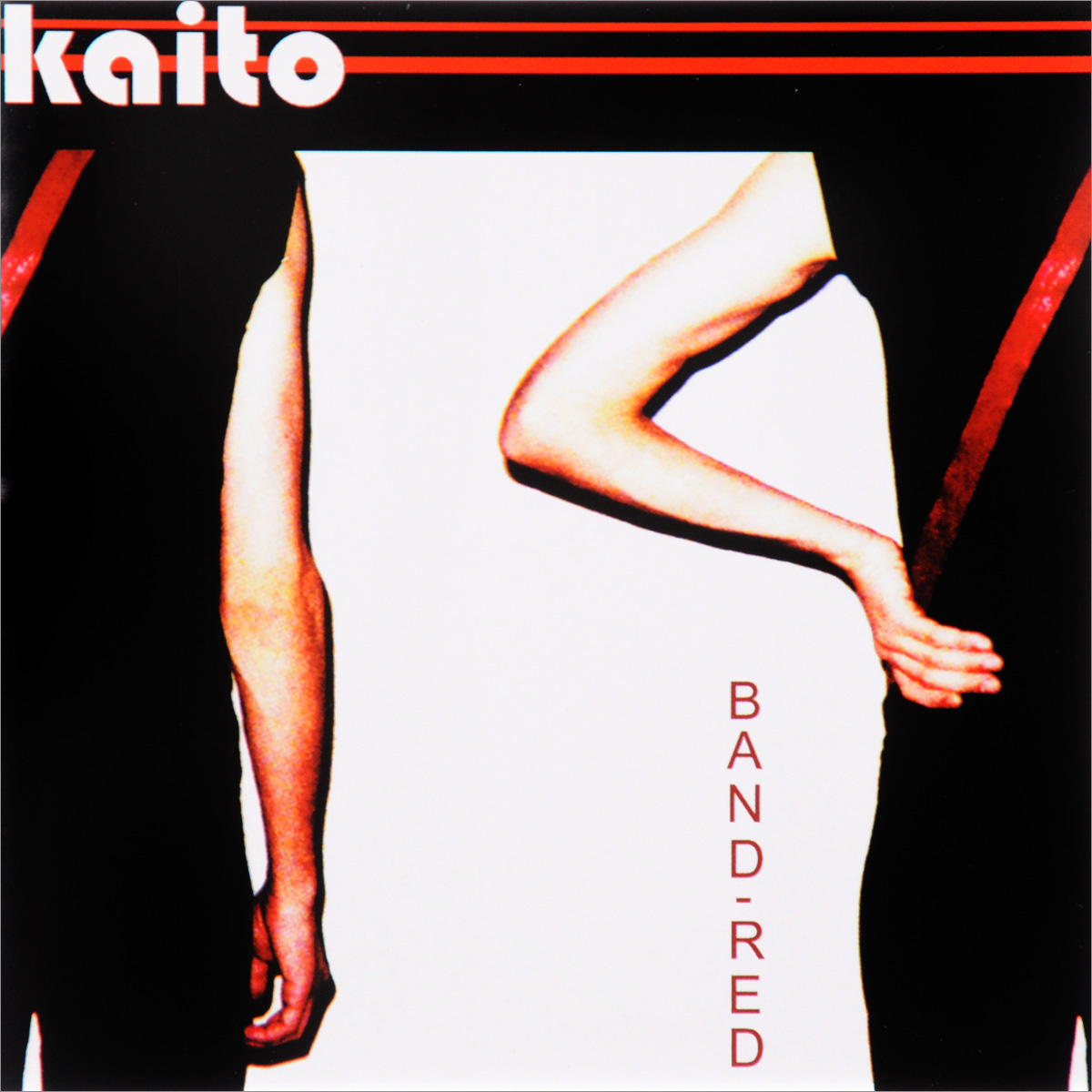 Kaito Kaito. Band Red n light люстра потолочная n light 472 06 13 jack