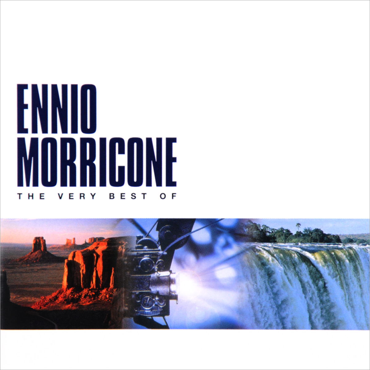 Эннио Морриконе Ennio Morricone. The Very Best Of Ennio Morricone ennio morricone jubilee lp