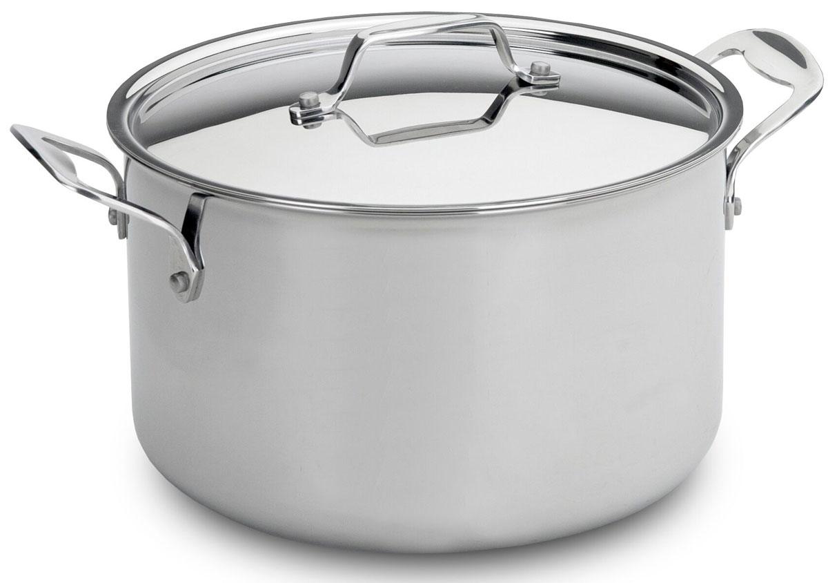 Кастрюля Silampos Суприм Проф, цвет: металл, диаметр 24 см, 6,6 л. 639002BG6624639002BG66241. Посуда Silampos подходит для использования всех видов плит. 2. Можно мыть в посудомоечных машинах с использование не абразивных чистящих средств. 3. Крышки на посуде Silampos, изготовлены таким образом, что в процессе приготовления пищи плотно прилегают к верхней кромке изделия, ручки при этом не нагреваются и остаются холодными.4.Благодаря тройному дну с Impact Disc при использовании посуды Silampos не нужно устанавливать максимальный температурный режим, так как термическое дно распределяетткпло равномерно и эффективно по всей поверхности.5. Снимать посуду от источника тепла следует за несколько минут до завершения готовки, термическое дно продолжит нагревать пищу до завершения готовки.6.Пища приготовленная и оставленная в посуде Silampos остается теплой несколько часов.7.Пониженное энерго-потребление посуды Silampos сэкономят Ваши деньги и время.