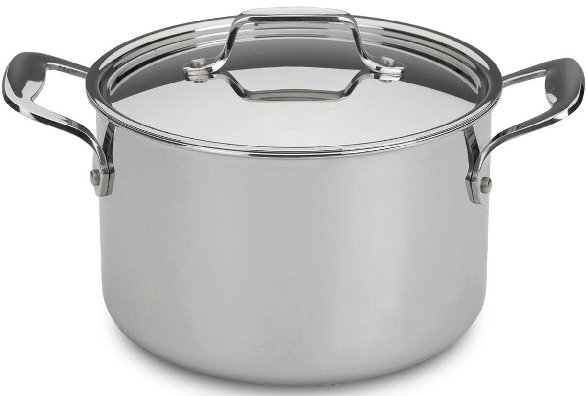 Кастрюля Silampos Суприм Проф, с крышкой, 1,9 л639002BG6616Посуда Silampos подходит для использования на всех видах плит. Можно мыть в посудомоечных машинах с использованием не абразивных чистящихсредств. Крышки на посуде Silampos изготовлены таким образом, что в процессеприготовления пищи плотно прилегают к верхней кромке изделия, ручки при этом ненагреваются и остаются холодными.Благодаря тройному дну с Impact Disc прииспользовании посуды Silampos не нужно устанавливать максимальный температурныйрежим, так как термическое дно распределяет тепло равномерно и эффективно по всейповерхности. Снимать посуду от источника тепла следует за несколько минут дозавершения готовки, термическое дно продолжит нагревать пищу до завершения готовки. Пища приготовленная и оставленная в посуде Silampos остается теплой несколькочасов.