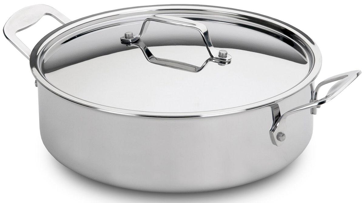 Кастрюля Silampos Суприм Проф, с крышкой, 1,5 л639002BG1016Посуда Silampos подходит для использования на всех видах плит. Можно мыть в посудомоечных машинах с использованием не абразивных чистящихсредств. Крышки на посуде Silampos изготовлены таким образом, что в процессеприготовления пищи плотно прилегают к верхней кромке изделия, ручки при этом ненагреваются и остаются холодными.Благодаря тройному дну с Impact Disc прииспользовании посуды Silampos не нужно устанавливать максимальный температурныйрежим, так как термическое дно распределяет тепло равномерно и эффективно по всейповерхности. Снимать посуду от источника тепла следует за несколько минут дозавершения готовки, термическое дно продолжит нагревать пищу до завершения готовки. Пища приготовленная и оставленная в посуде Silampos остается теплой несколькочасов.