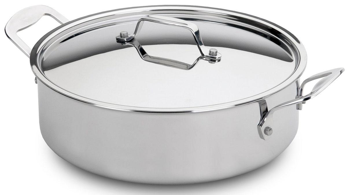 Кастрюля Silampos Суприм Проф, цвет: металл, диаметр 24 см, 2,8 л. 639002BG0924639002BG09241. Посуда Silampos подходит для использования всех видов плит. 2. Можно мыть в посудомоечных машинах с использование не абразивных чистящих средств. 3. Крышки на посуде Silampos, изготовлены таким образом, что в процессе приготовления пищи плотно прилегают к верхней кромке изделия, ручки при этом не нагреваются и остаются холодными.4.Благодаря тройному дну с Impact Disc при использовании посуды Silampos не нужно устанавливать максимальный температурный режим, так как термическое дно распределяетткпло равномерно и эффективно по всей поверхности.5. Снимать посуду от источника тепла следует за несколько минут до завершения готовки, термическое дно продолжит нагревать пищу до завершения готовки.6.Пища приготовленная и оставленная в посуде Silampos остается теплой несколько часов.7.Пониженное энерго-потребление посуды Silampos сэкономят Ваши деньги и время.