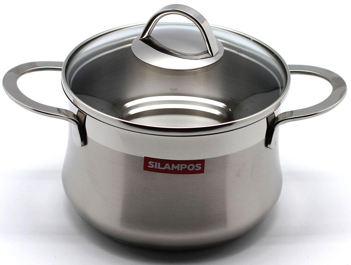 Кастрюля Silampos Эмоция с крышкой, 2,2 л, диаметр 16 см637123WA66161. Посуда Silampos подходит для использования всех видов плит. 2. Можно мыть в посудомоечных машинах с использование не абразивных чистящих средств. 3. Крышки на посуде Silampos, изготовлены таким образом, что в процессе приготовления пищи плотно прилегают к верхней кромке изделия, ручки при этом не нагреваются и остаются холодными.4.Благодаря тройному дну с Impact Disc при использовании посуды Silampos не нужно устанавливать максимальный температурный режим, так как термическое дно распределяетткпло равномерно и эффективно по всей поверхности.5. Снимать посуду от источника тепла следует за несколько минут до завершения готовки, термическое дно продолжит нагревать пищу до завершения готовки.6.Пища приготовленная и оставленная в посуде Silampos остается теплой несколько часов.7.Пониженное энерго-потребление посуды Silampos сэкономят Ваши деньги и время.
