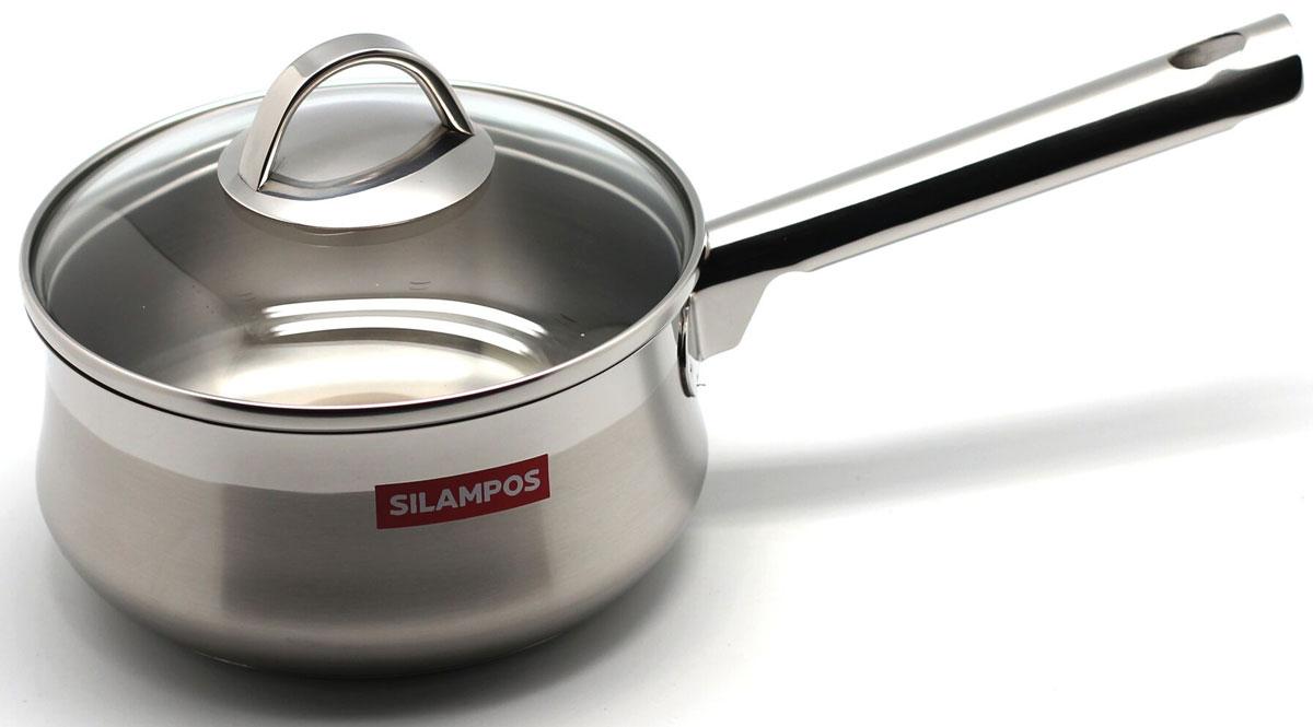 Сотейник Silampos Эмоция, с крышкой, 1,5 л, диаметр 16 см637123WA11161. Посуда Silampos подходит для использования всех видов плит. 2. Можно мыть в посудомоечных машинах с использование не абразивных чистящих средств. 3. Крышки на посуде Silampos, изготовлены таким образом, что в процессе приготовления пищи плотно прилегают к верхней кромке изделия, ручки при этом не нагреваются и остаются холодными.4.Благодаря тройному дну с Impact Disc при использовании посуды Silampos не нужно устанавливать максимальный температурный режим, так как термическое дно распределяетткпло равномерно и эффективно по всей поверхности.5. Снимать посуду от источника тепла следует за несколько минут до завершения готовки, термическое дно продолжит нагревать пищу до завершения готовки.6.Пища приготовленная и оставленная в посуде Silampos остается теплой несколько часов.7.Пониженное энерго-потребление посуды Silampos сэкономят Ваши деньги и время.