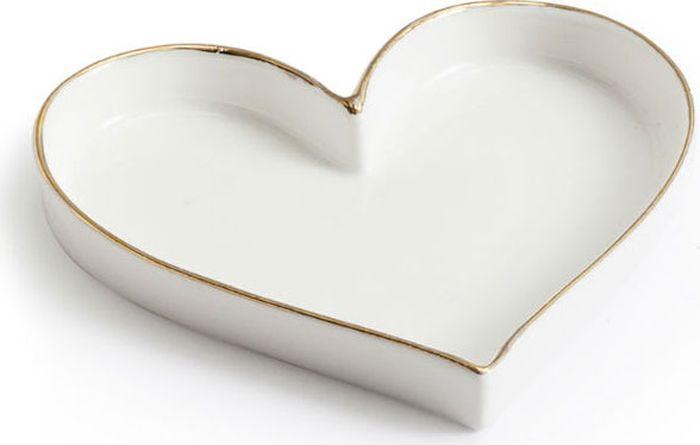 Поднос декоративный Rosanna Heart. 9550795507