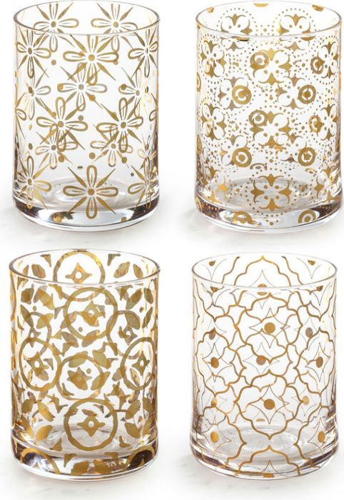 Набор стаканов Rosanna Kashmir, 4 шт. 9575095750