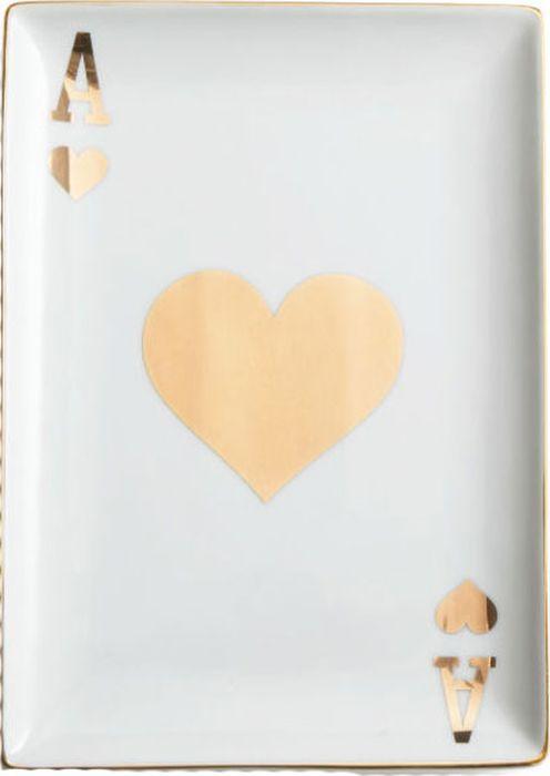 Поднос Rosanna Ace Of Hearts96119