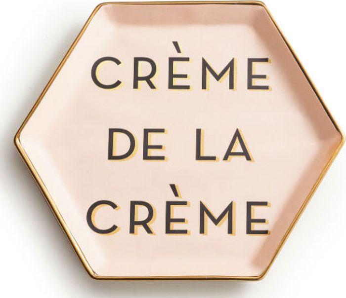 Поднос Rosanna Creme De La Creme96121Поднос Rosanna, изготовленный из настоящего фарфора в изысканных расцветках, станетнезаменимым предметом для сервировки стола и не оставит ни одну хозяйку равнодушной. Не рекомендуется использовать в микроволновой печи во избежание появления трещин.
