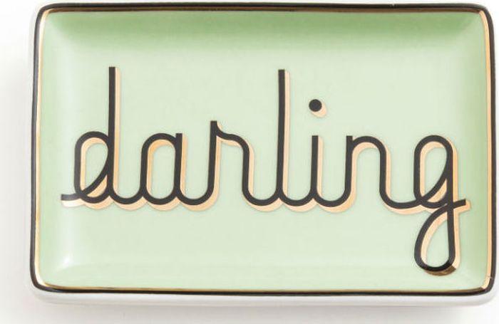 Поднос декоративный Rosanna Darling, 10,1 х 6,9 х 1,8 см96122
