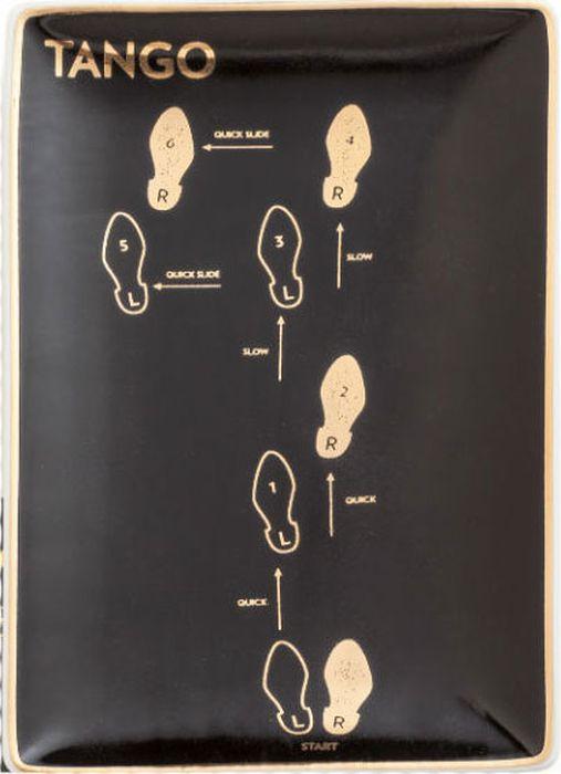 Поднос декоративный Rosanna Tango96128Поднос Rosanna, изготовленный из настоящего фарфора в изысканных расцветках, станет незаменимым предметом для сервировки стола и не оставит ни одну хозяйку равнодушной. Не рекомендуется использовать в микроволновой печи во избежание появления трещин.