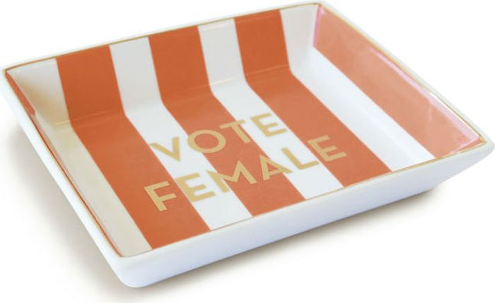 Поднос декоративный Rosanna  Vote Female96168