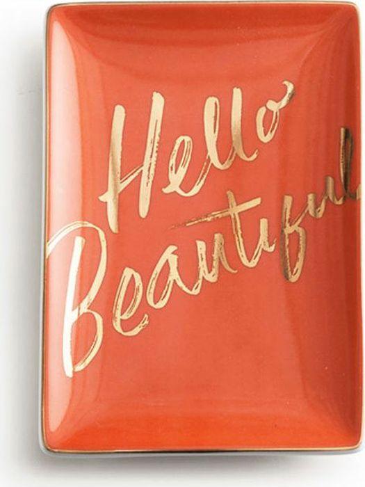 Поднос декоративный Rosanna Hello Beautiful96534