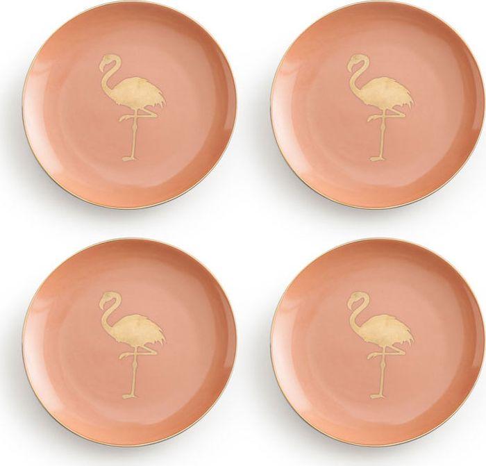 Набор тарелок Rosanna Flamingo, 4 шт96583