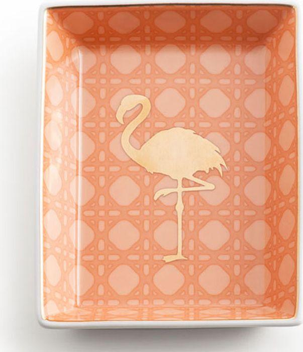 Поднос Rosanna Flamingo96590Поднос Rosanna, изготовленный из настоящего фарфора в изысканных расцветках, станетнезаменимым предметом для сервировки стола и не оставит ни одну хозяйку равнодушной.Не рекомендуется использовать в микроволновой печи воизбежание появления трещин.