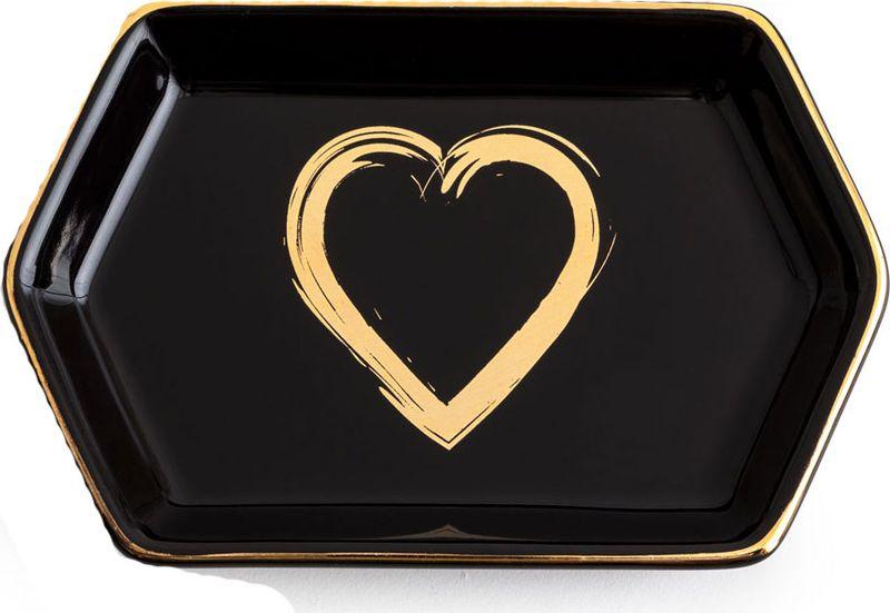 Поднос декоративный Rosanna Heart96816
