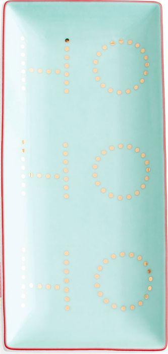 Поднос сервировочный Rosanna Ho Ho Ho96825Поднос Rosanna, изготовленный из настоящего фарфора в изысканных расцветках, станет незаменимым предметом для сервировки стола и не оставит ни одну хозяйку равнодушной.Не рекомендуется использовать в микроволновой печи во избежание появления трещин.