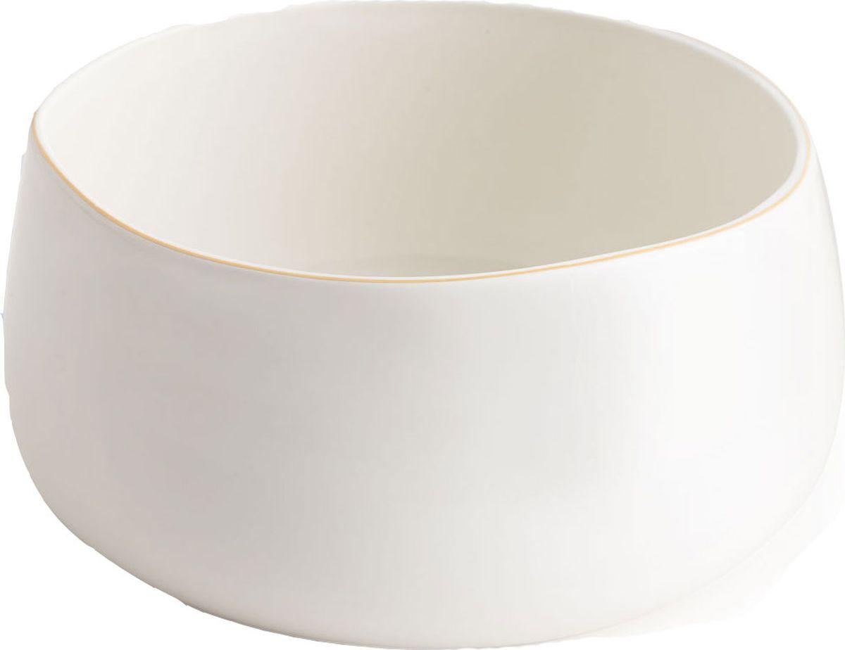 Ваза сервировочная Rosanna Pacifica, цвет: белый96925Ваза сервировочная Rosanna Pacifica станет прекрасным подарком на любое торжество.Ваза выполнена из фарфора. Глазурованное покрытие.Высота вазы составляет 13,1 см.