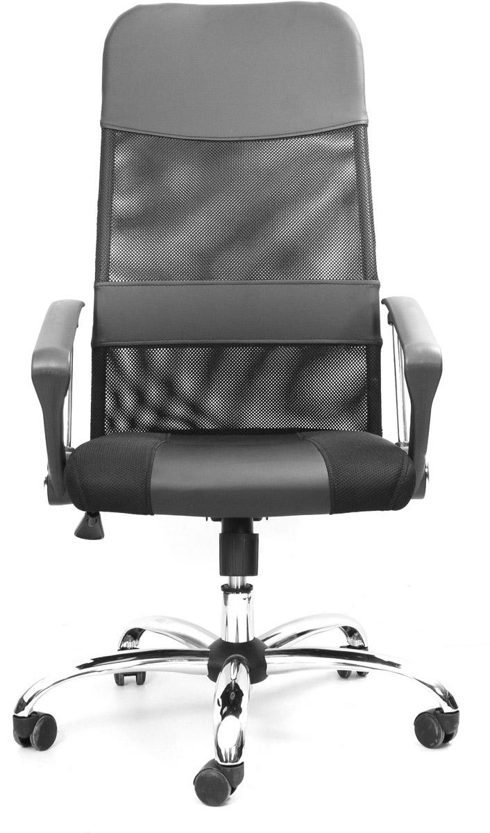 Кресло Recardo Smart465147Офисное кресло Recardo Smart сочетает в себе солидный дизайн и удобство. Стильные кожаные вставки и хромированная пятилучевая крестовина выгодно выделяют Smart среди аналогичных кресел, а высокая спинка, удобные подлокотники, механизм откидывания и регулировка высоты сиденья позволяют обеспечить высокий уровень комфорта.